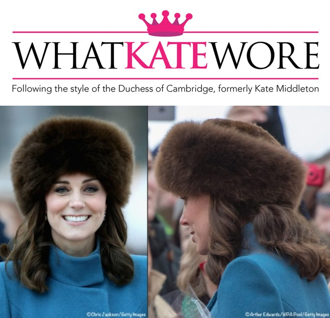 Kate's Ethically Sourced Sumac Alpaca Hat
